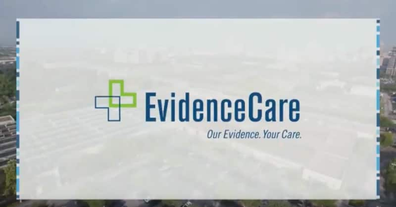 EvidenceCare at TMCx Demo Day 2018