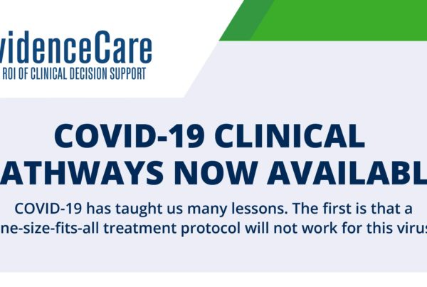 covid-19 clinical pathways