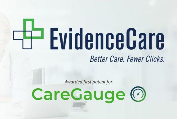 CareGauge Patent #1
