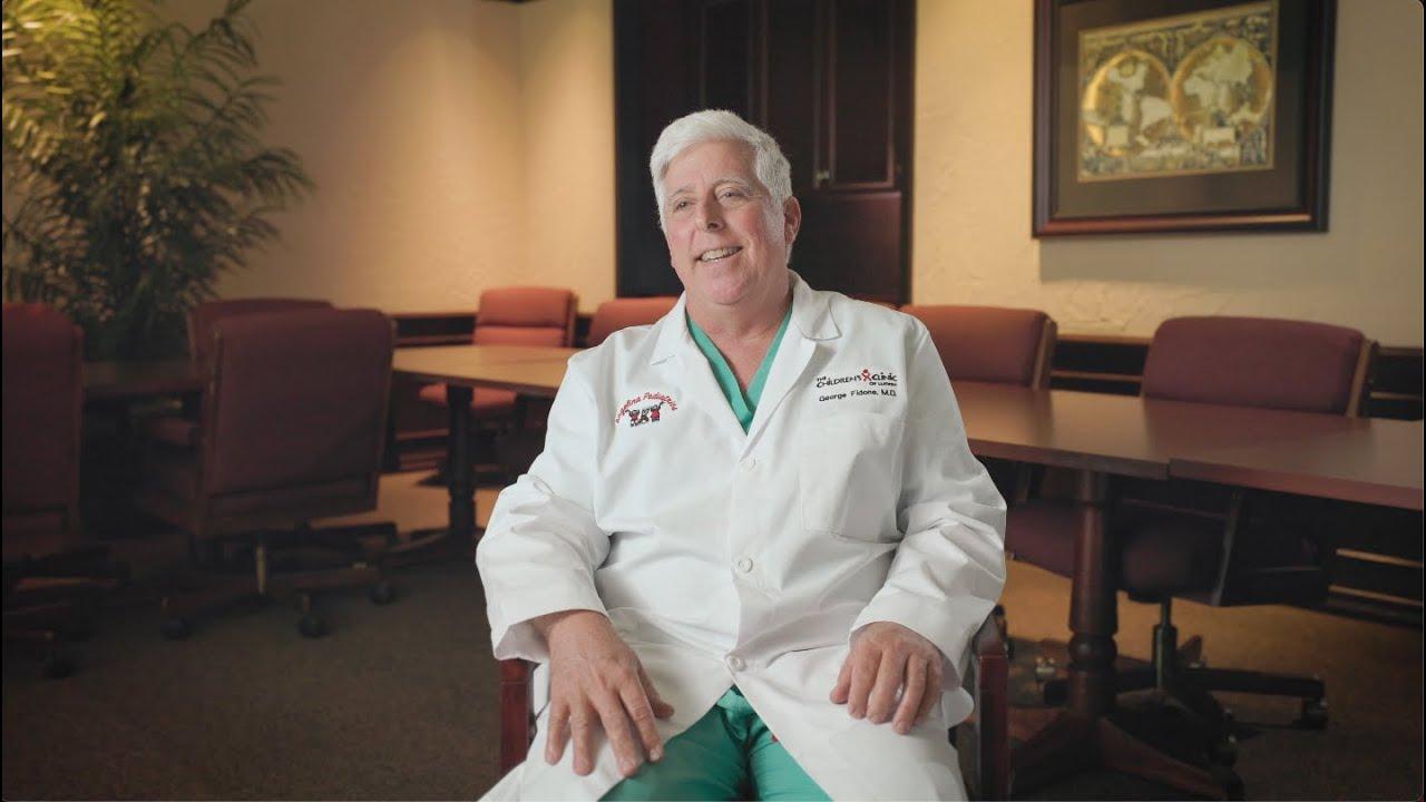 Creating CareGauge, care utilization tool, with Dr. George Fidone